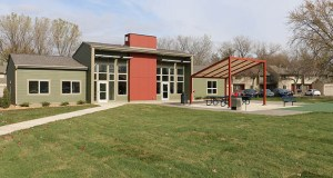 A new community center at Unity Place townhomes in Brooklyn Park gives the Section 8 project a focus for recreation. (Submitted photo: CHDC)