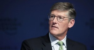 Modernizing the Citigroup's app and digital-banking experience won't necessarily result in the bank needing fewer people in its retail bank, Chief Executive Officer Michael Corbat said Tuesday in a Bloomberg Television interview at the World Economic Forum in Davos, Switzerland. (Bloomberg file photo)