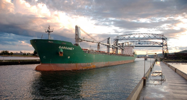 The U.S. Department of Transportation's Maritime Administration has approved a $10.5 million grant to the Duluth Seaway Port Authority, which will cover more than half the cost of a planned $20.3 million expansion and rehabilitation project. (Submitted image: Duluth Seaway Port Authority)