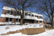 This two-story office building at 4040 70th St. W. in Edina would be demolished to make room for up to 118 affordable apartments after the Edina Housing Foundation completes the purchase of the property next summer. (File photo: Bill Klotz)