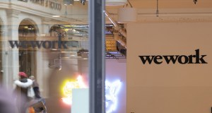 Troubled co-working company WeWork appointed Sandeep Mathrani, 57, as CEO on Saturday. He'll report to Marcelo Claure, the executive chairman at WeWork and operating chief at SoftBank Group Corp., WeWork's majority owner. (Bloomberg file photo)