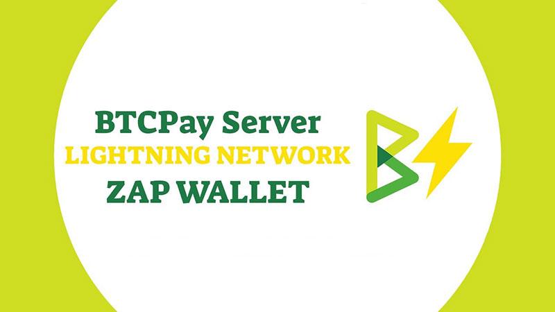 Подключение сервера BTCPay к Zap Desktop
