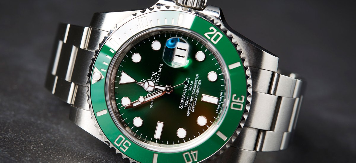 Why getting your hands on a Rolex sports watch is as good as striking a lottery