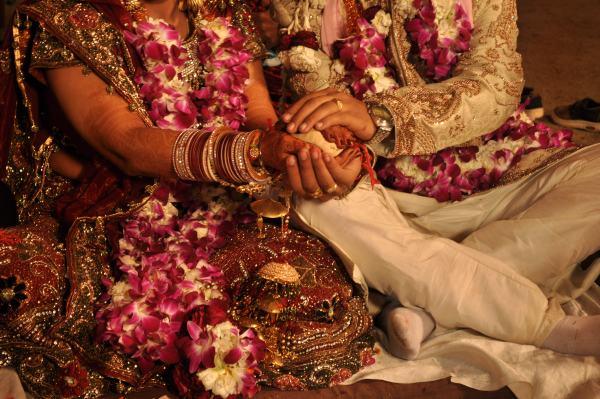 Indian-Newlywed-Couple