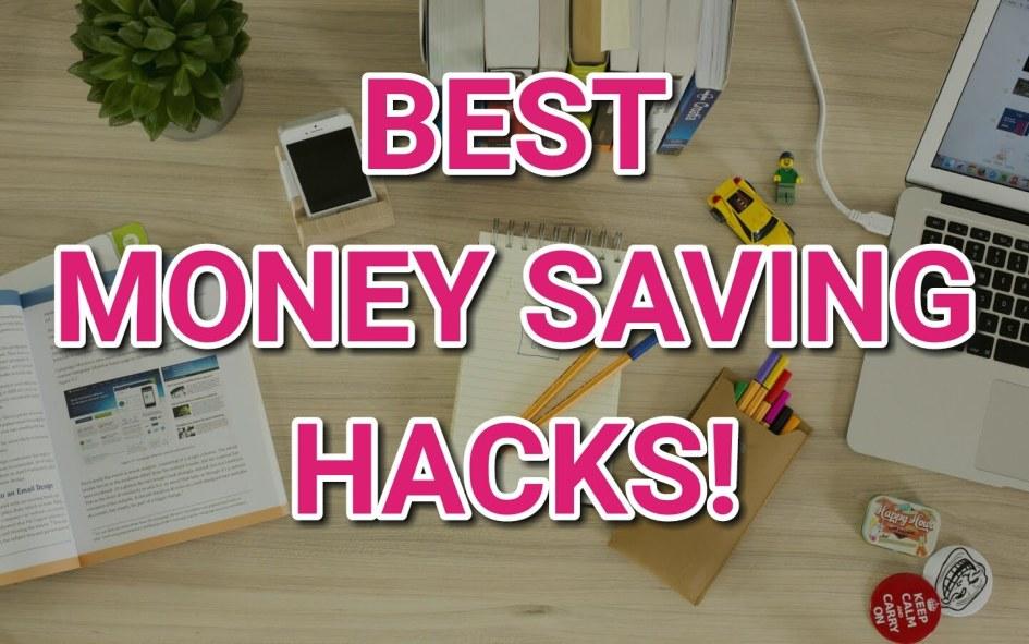 Money Saving Hacks for Everyone