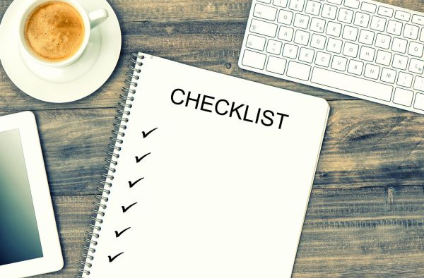 Checklist for Your Financial Health