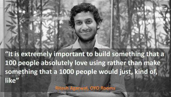 Ritesh Agarwal Quotes