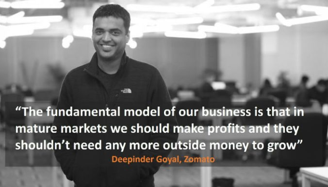 Deepinder Goyal Quotes