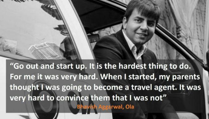 Bhavish Aggarwal Quotes