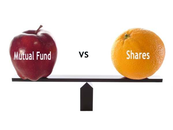 Mutual Fund Vs Shares: Which is better to Invest?