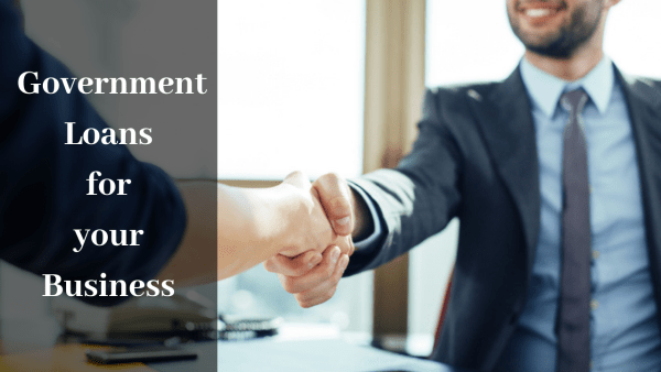 Government Loans Available For Your Small Business