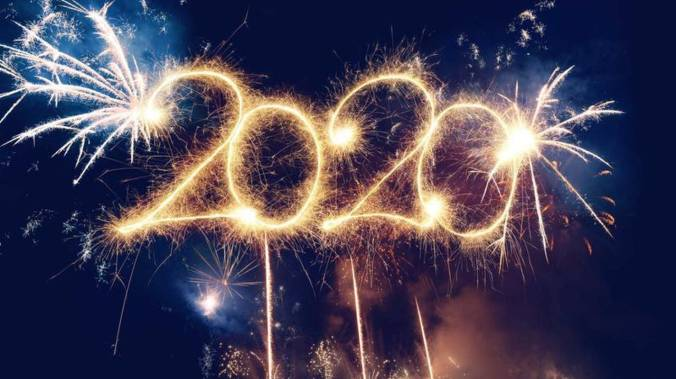 new year events 2020