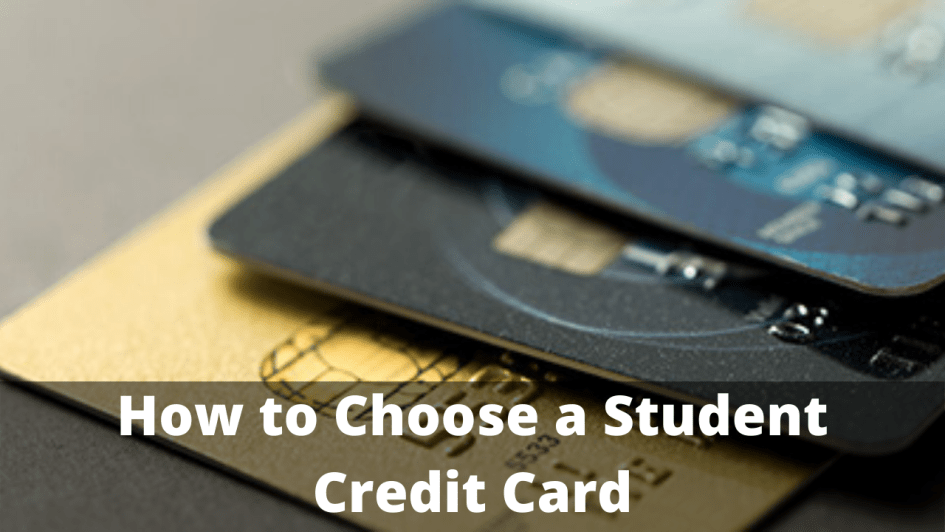 student credit card online