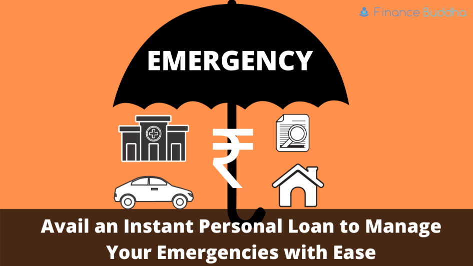 Instant Personal Loan for Emergency