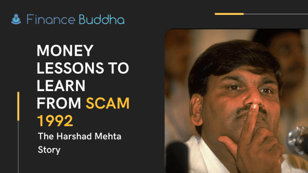 Money Lessons to learn from Scam 1992 The Harshad Mehta Story!!