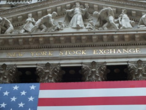 The New York Stock Exchange - a symbol of equity markets