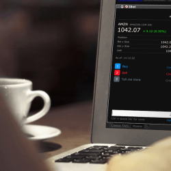Interactive Brokers' TWS enables traders to build complex strategies via predefined strategies list