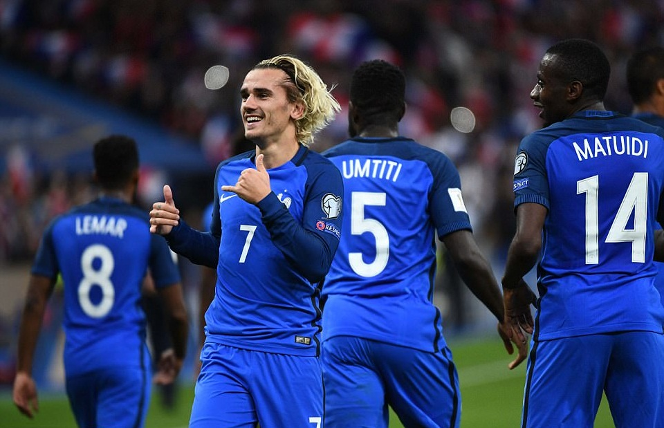 France Is The Most Expensive Team In The World Cup Finance Football