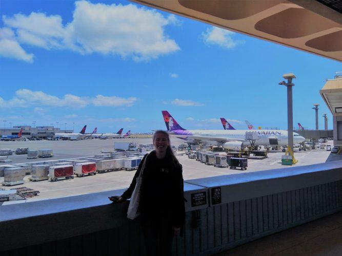 Airbnb geld terugkrijgen serviceskosten vliegtuig hawaiian