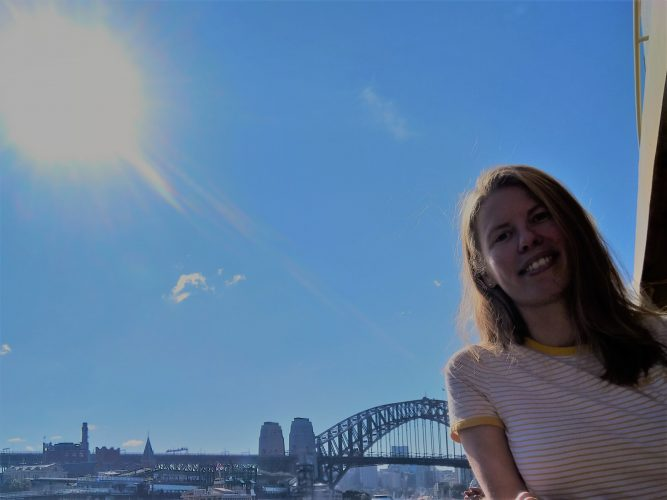 Zonnepanelen zon syndey harbour bridge