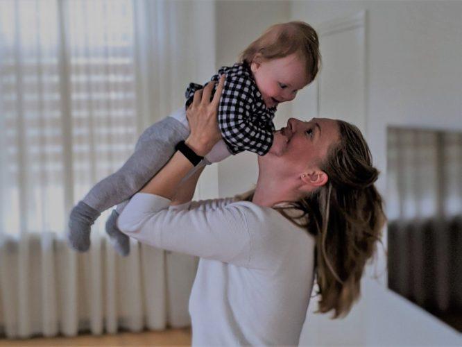 baby kinderbijslag betalen eerste half jaar moeder met kind