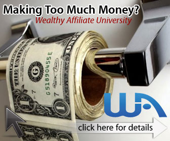 Wealthy Affiliate- Making too much Money