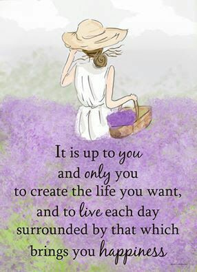 Image and Quote (It Is Up To YOU)