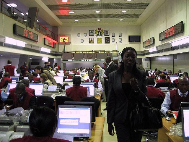 Nigeria stock market