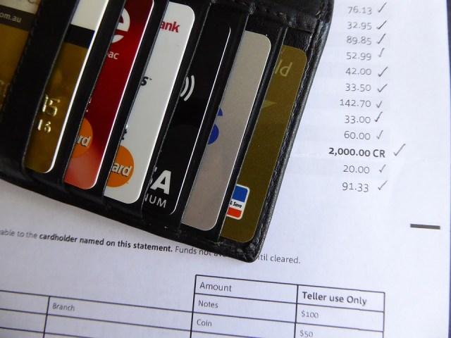 Bank account statement