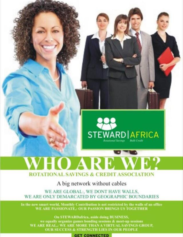 Steward Africa savings and loans
