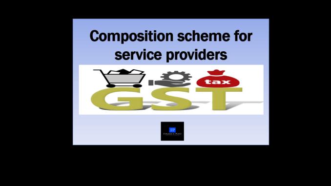 composition scheme for service provides