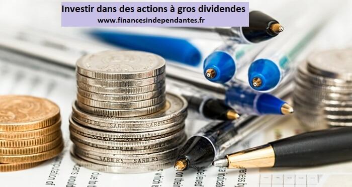 Gros dividendes
