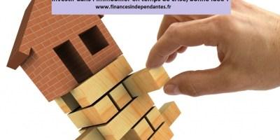 Immobilier en temps de crise