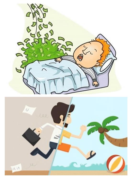 créer des revenus passifs
