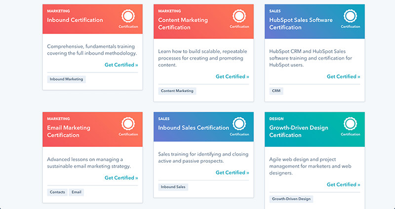 Is Hubspot S Inbound Marketing Certification Worth Your Time