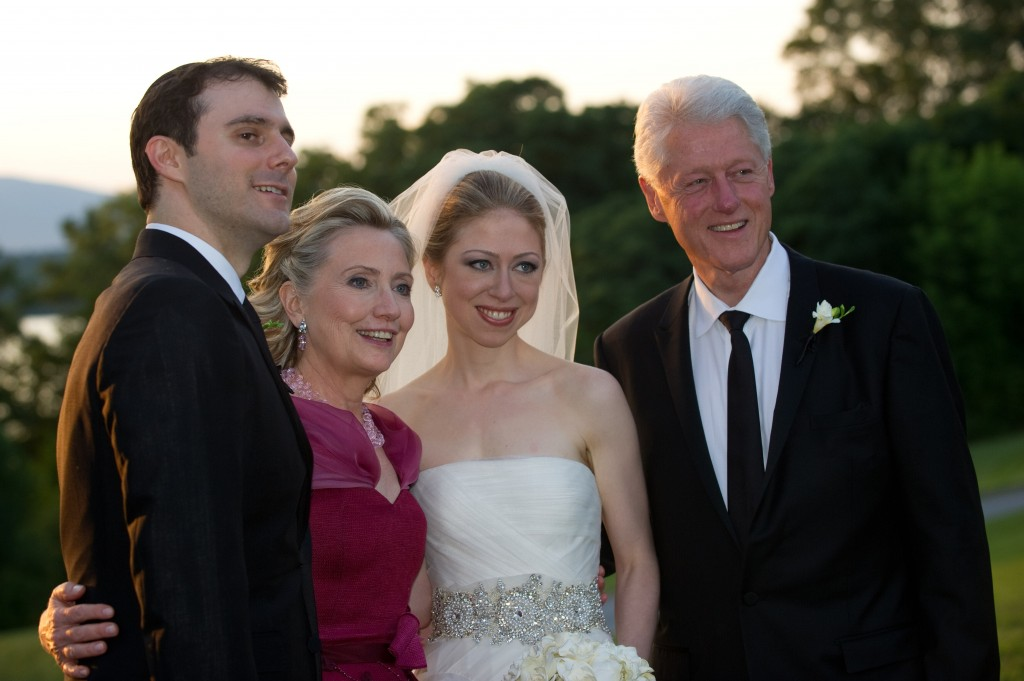 clinton 1024x681 - 10 World Most Expensive Weddings In History
