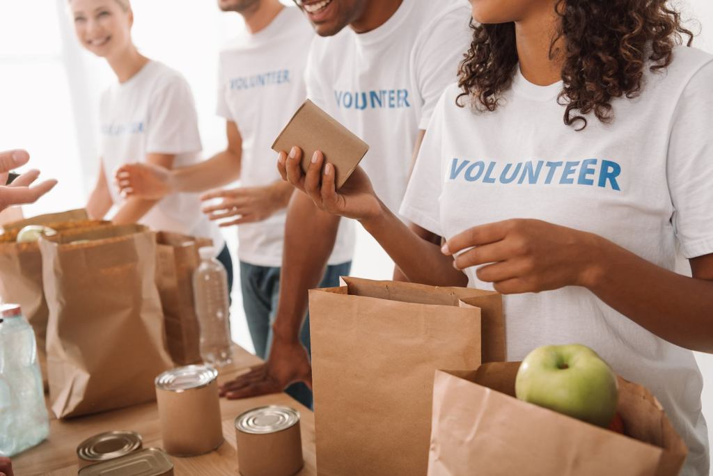 get your company involved in charity work