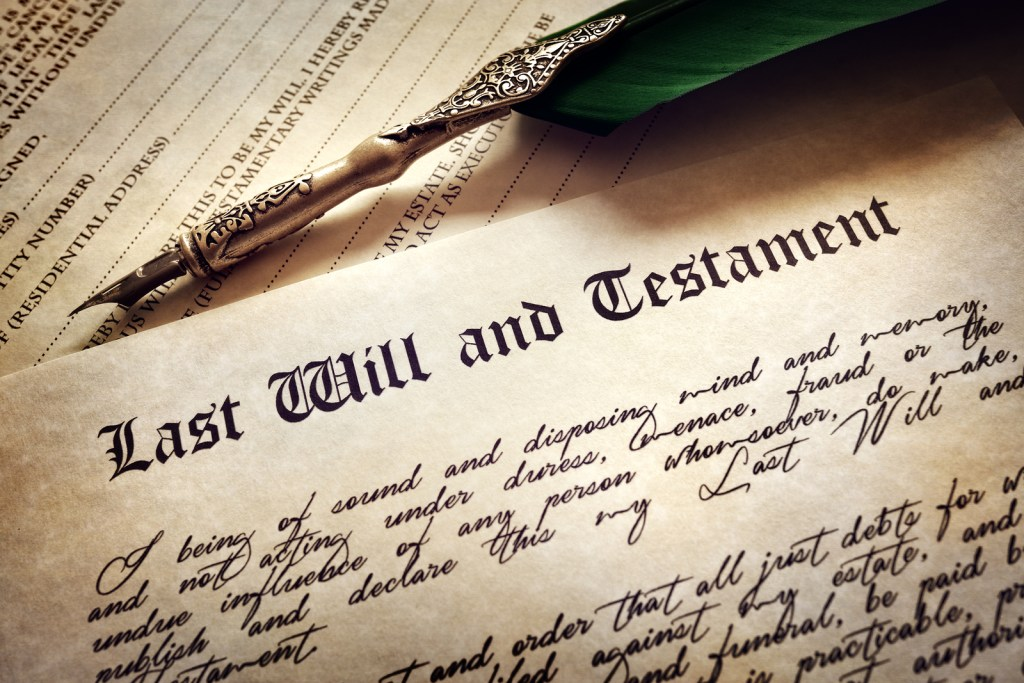 when to write your will