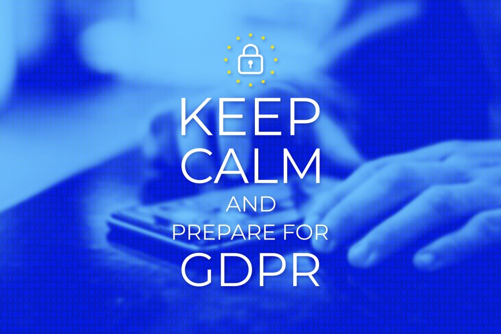 how to handle a big change in your business like gdpr