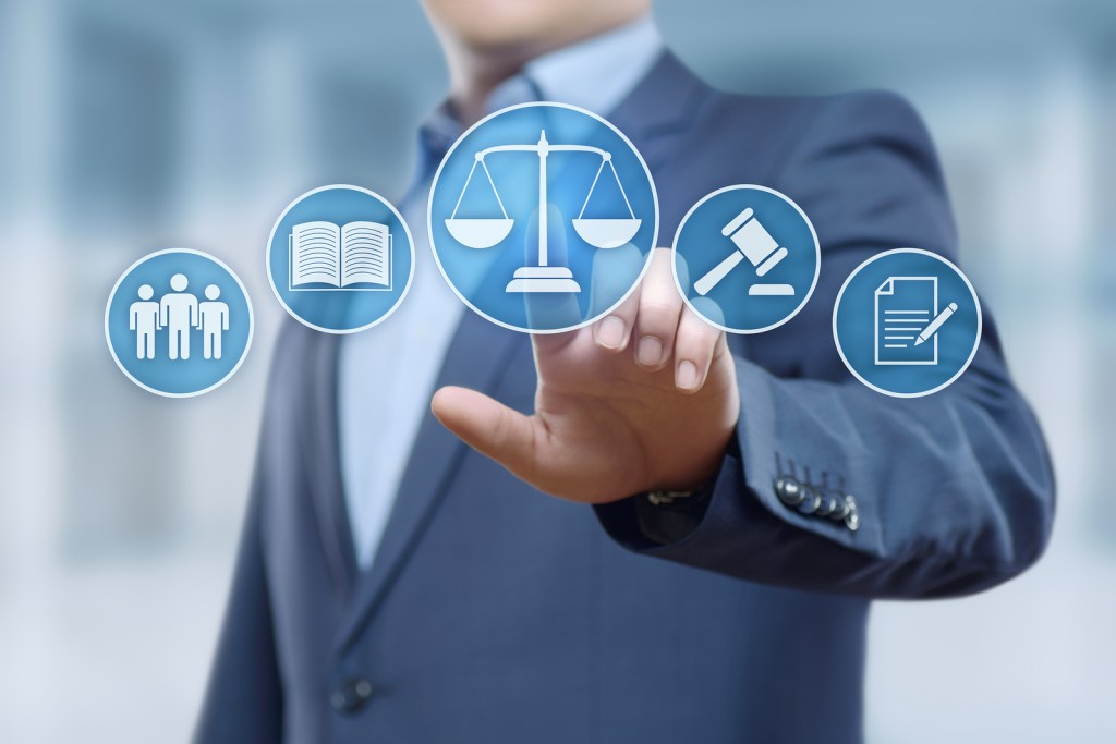 5 Ways Technology Is Revolutionising The Legal Profession