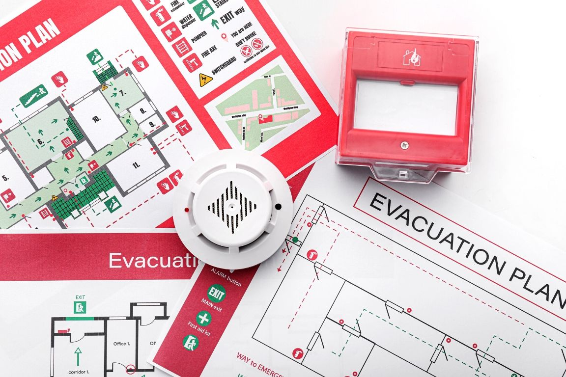How to Make a Fire Evacuation Plan for Your Office