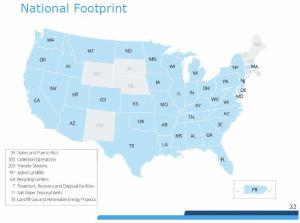 RSG- National Footprint