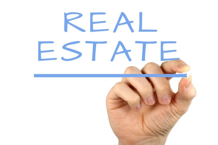 real-estate - Handwritten