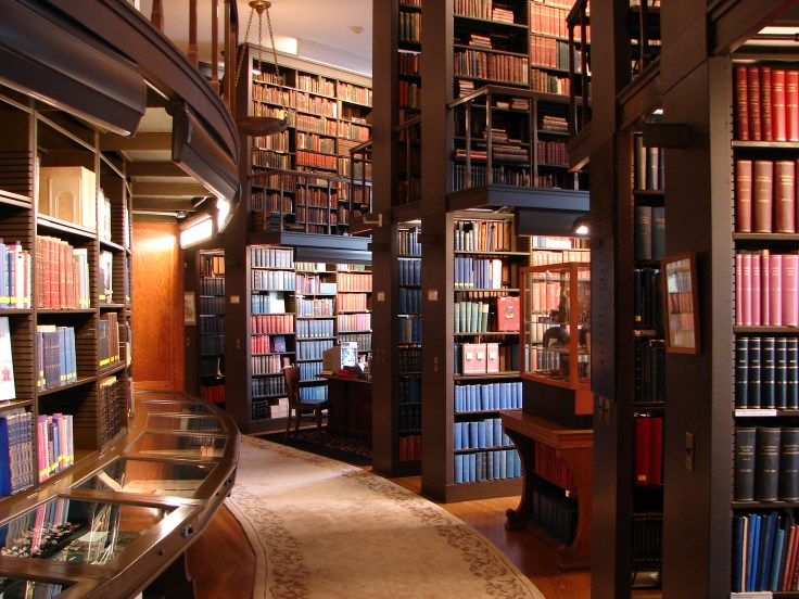 House_of_the_Temple_library