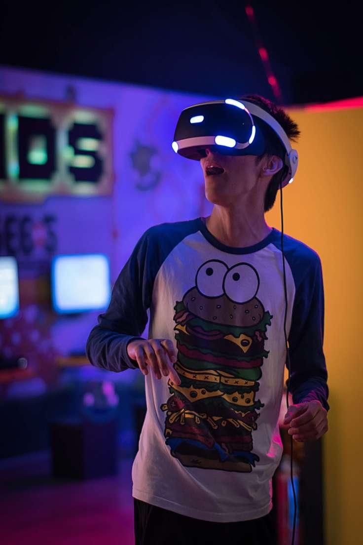 Financial Glass - Virtual Reality