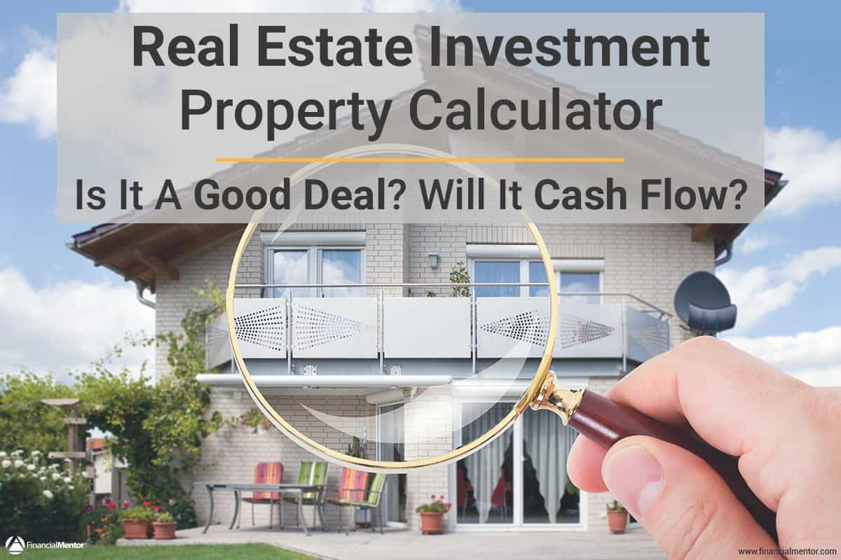 Real Estate Calculator Foryzing Investment Property