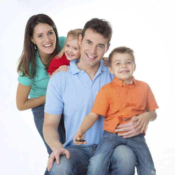 Family matters: Becoming a parent ... importance of family