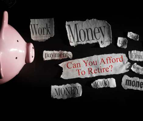Prepare for retirement……without missing out today