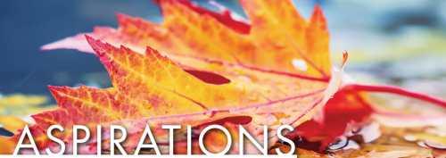 Aspirations Newsletter Autumn 2018