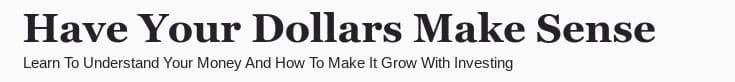 Have Your Dollars Make Sense Logo